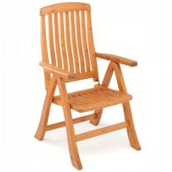 Scaun din lemn de pin nordic - Amelia - 451102
