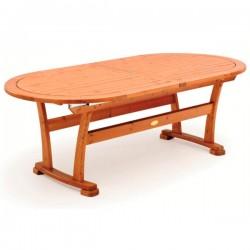 Masă din lemn de pin nordic - 13452