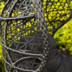 Balansoar din rattan sintetic - Agget - 40314