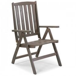 Scaun din lemn de pin nordic - Cecilia - 571105