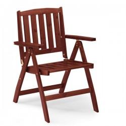 Scaun din lemn de pin nordic - Cecilia -  50106