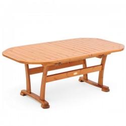 Masă din lemn de pin nordic - culoarea mierii - 14002