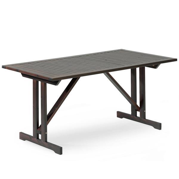 Masă din lemn de pin nordic - 16091