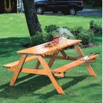 Mobilier picnic pentru adulți - 96182