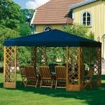Pavilion de lux lemn de pin - 353577